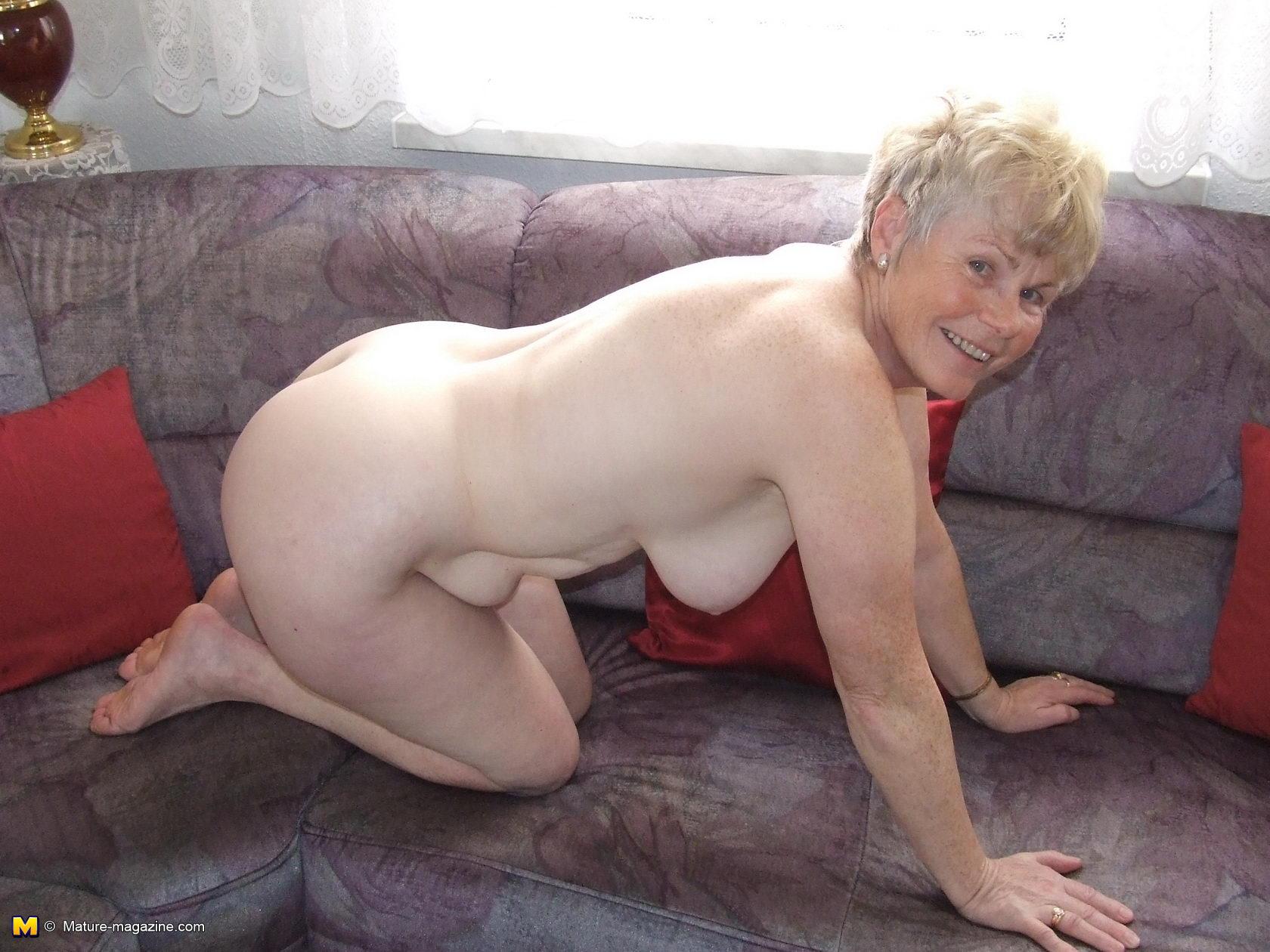 ugly old lady naked