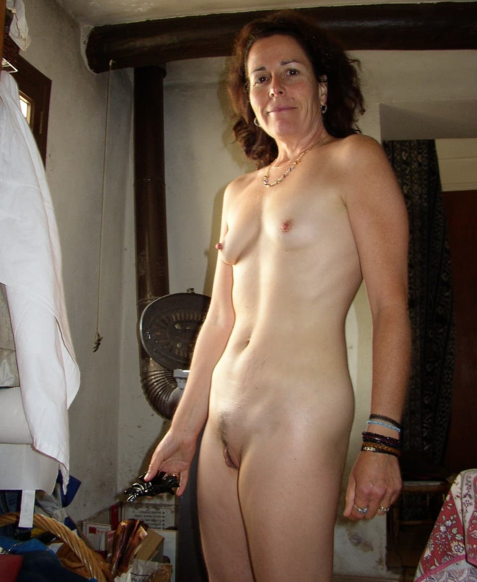 Mature hairy tits first time muscular chick 7