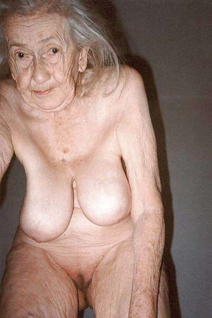 nude old women
