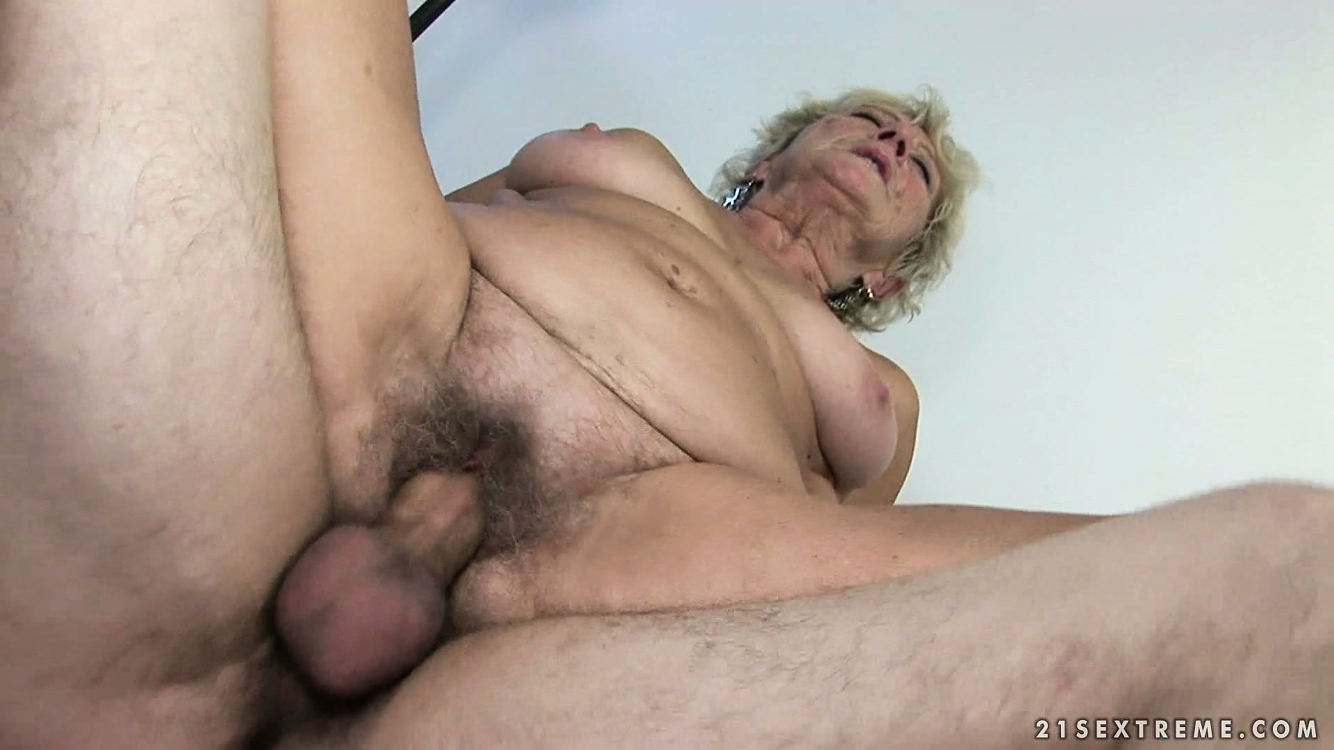 Granny ass fuck tube