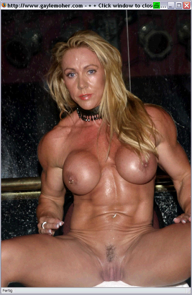 Are body builders pussy pictures