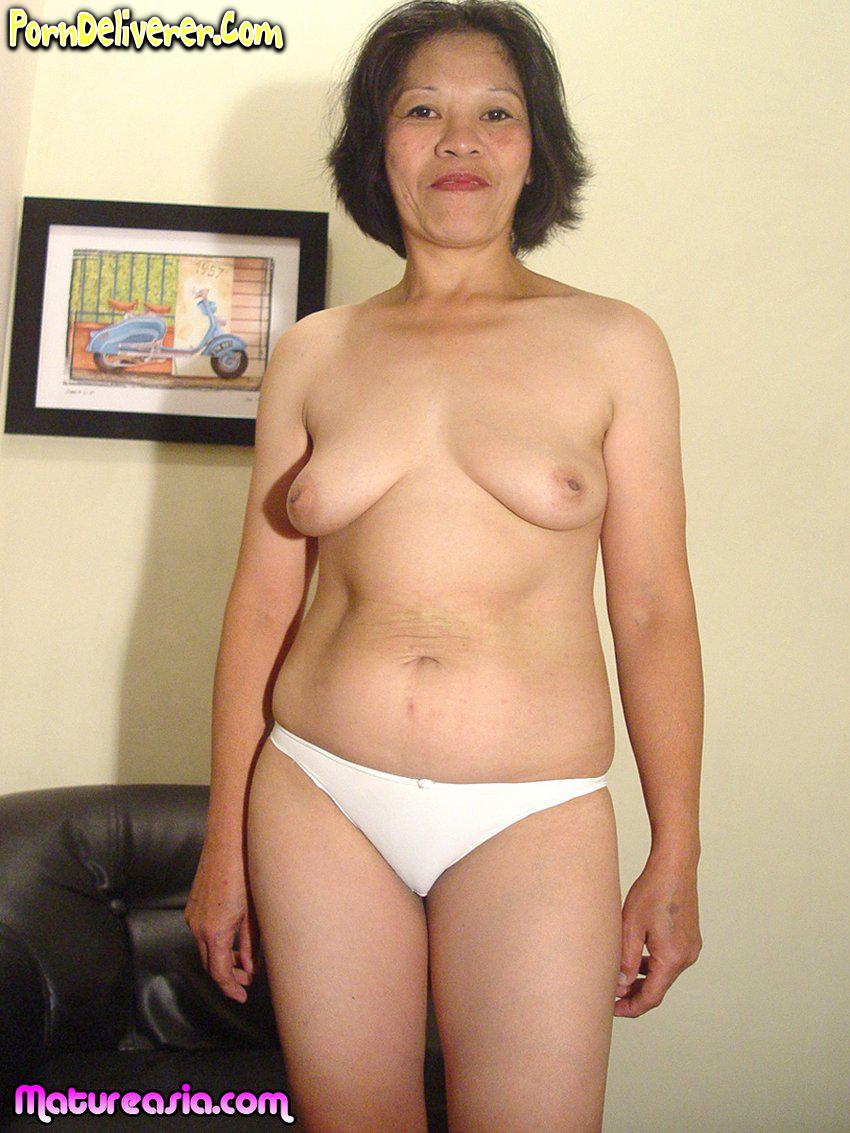 Asian Mature Women Nude