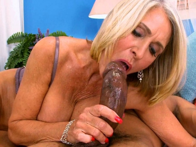 3 old ladies share big prick 8