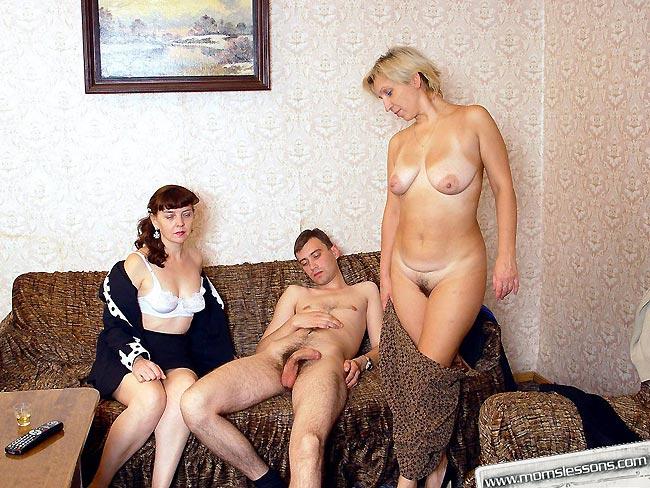 Русское порно фото мамаши