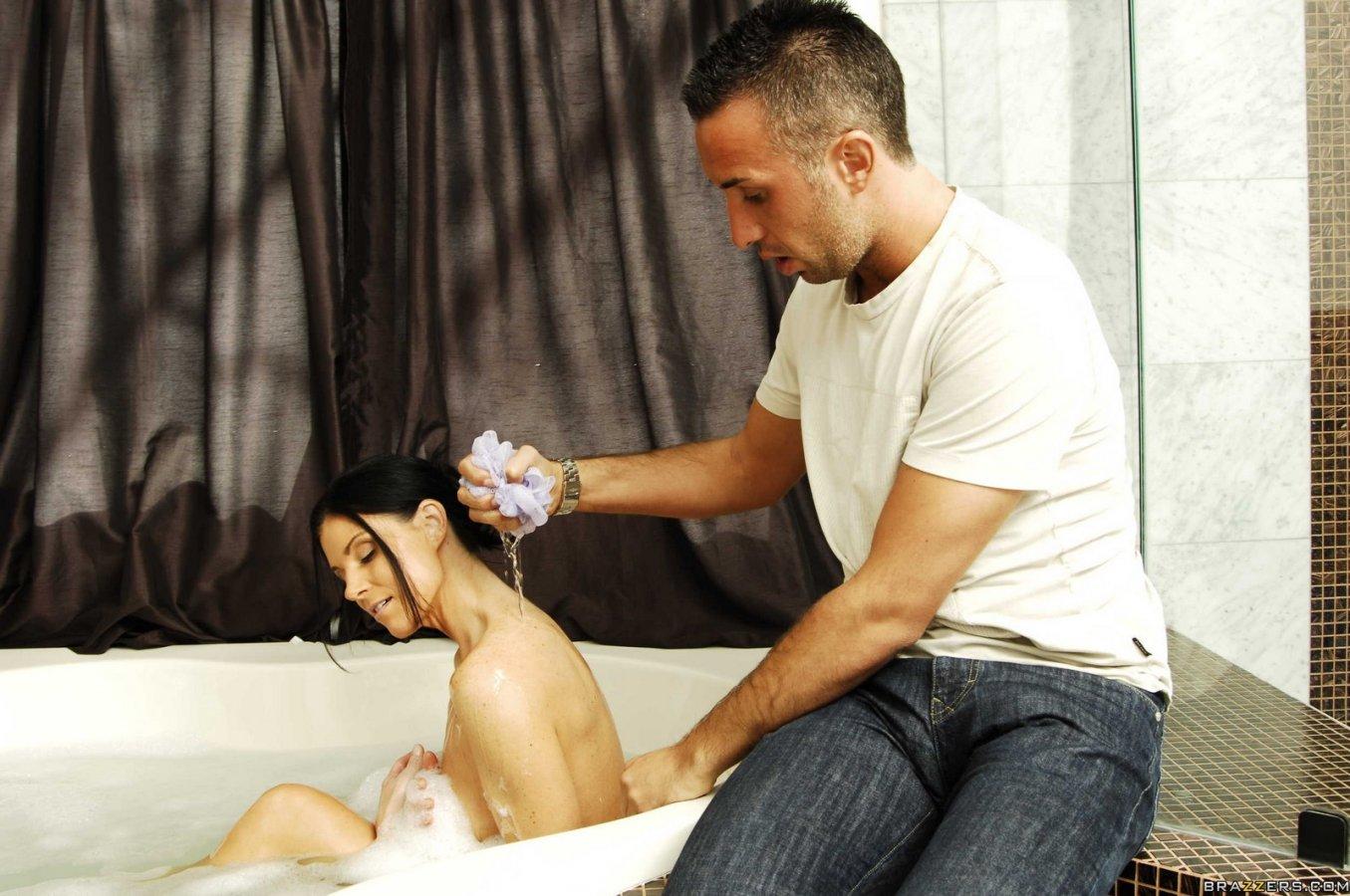 Секс в ваннай 24 фотография