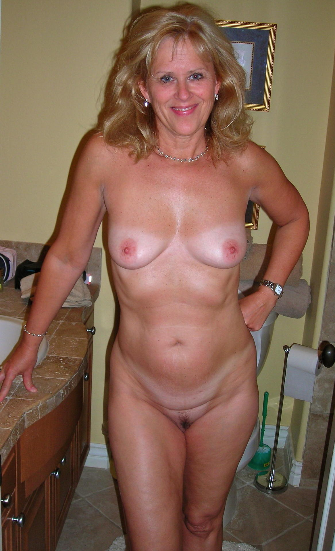 All Naked mature hot girl
