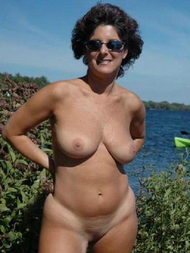 Naturist nudists nude milf rare