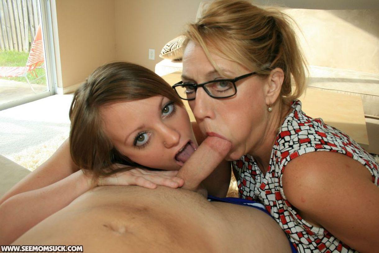 Best blowjob mom