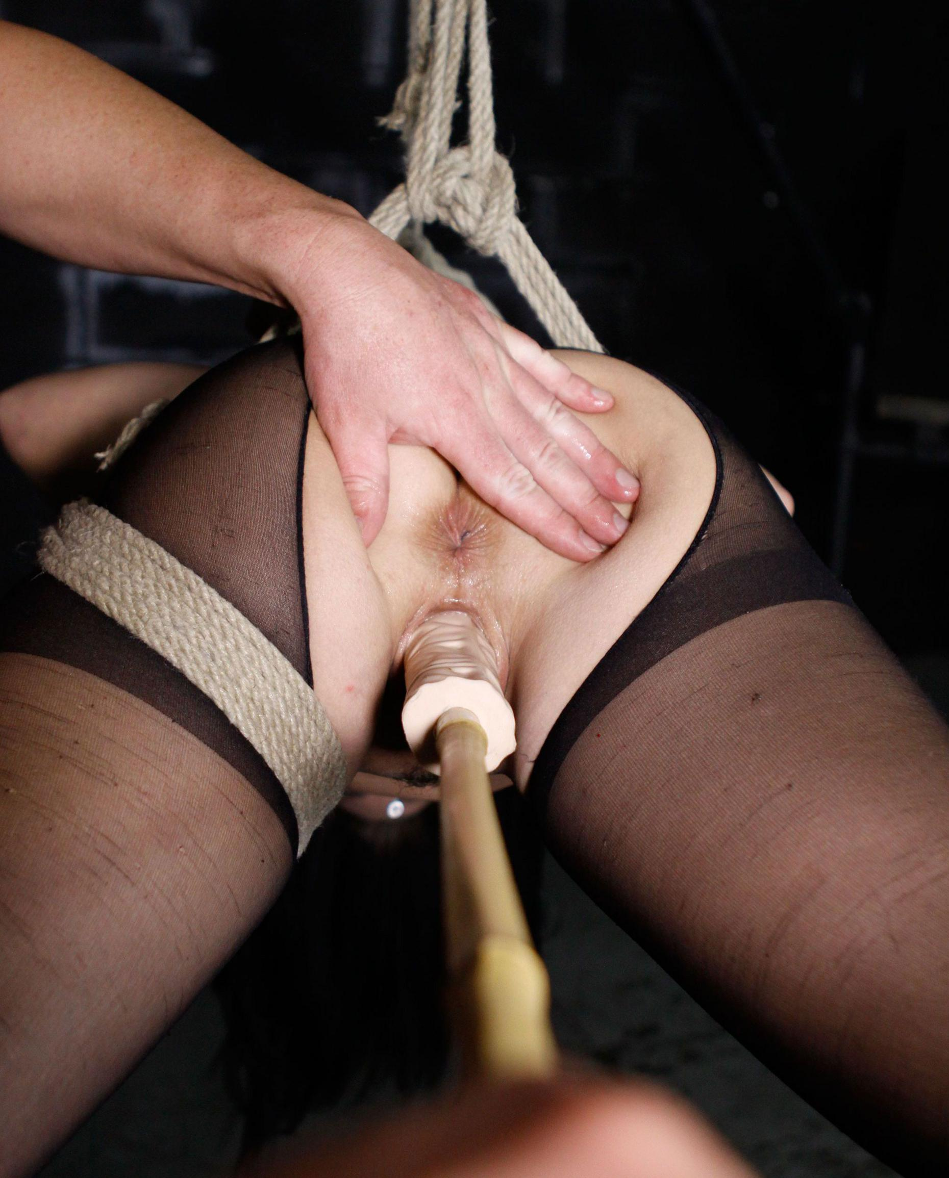 Bondage mature porn love your