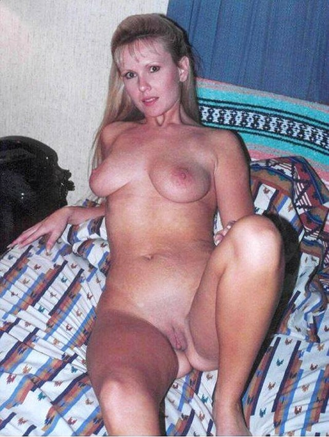 Amateur mature mom pussy think, that