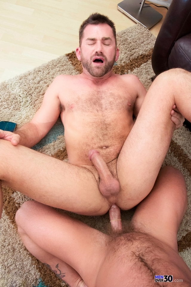 Gay hung cum