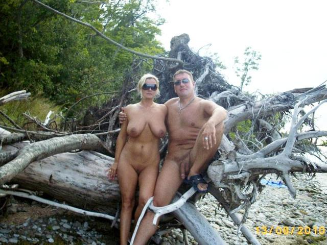 big cock nudist couple