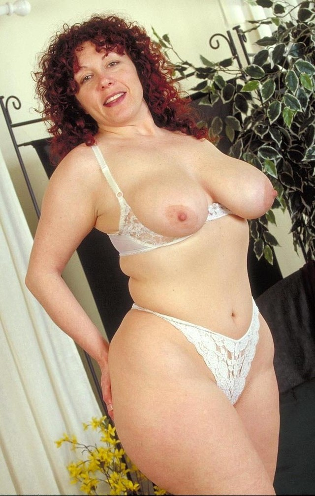How she big tit bbw mature 4:08
