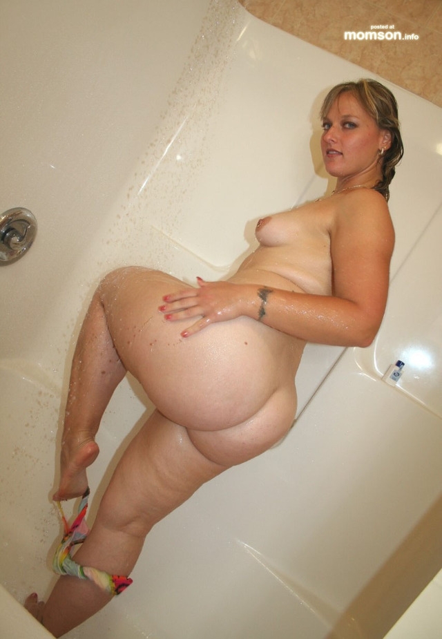 big naked moms mom naked bathroom booty butt