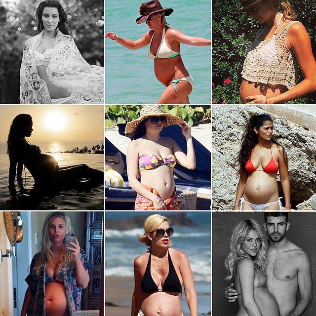 bikini moms photos pictures moms cover pregnant celebrities bikinis xxxlarge