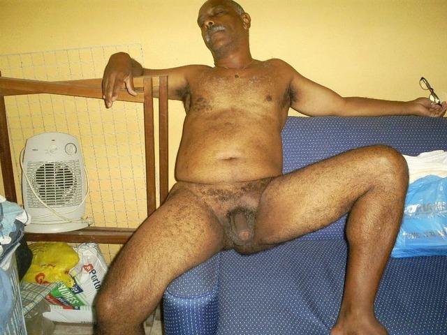 You Naked hairy old black men boring