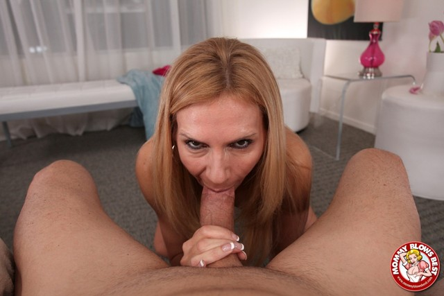 blow job mature porn blowjob pov gives tyler brooke