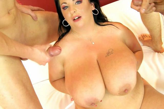Big black cock latina female