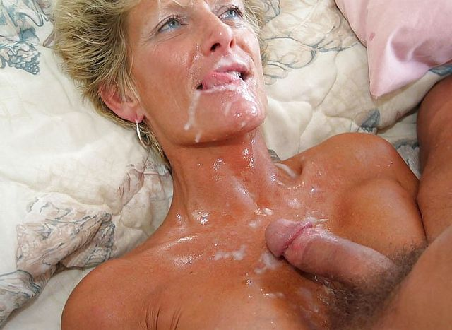 facial mature porn amateur mature blonde slut cumshot facial