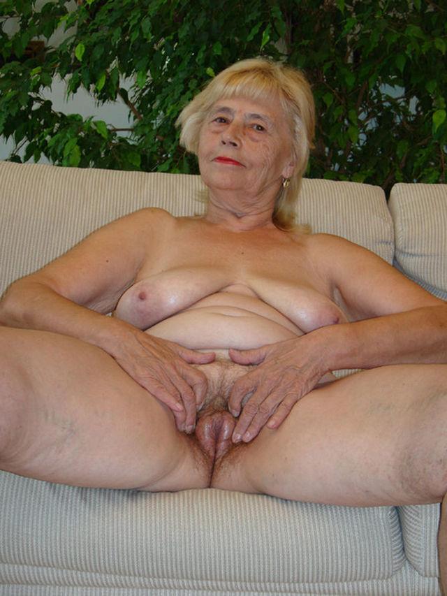 Busty blonde milf threesome