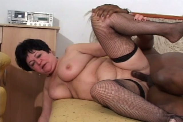fat old black porn