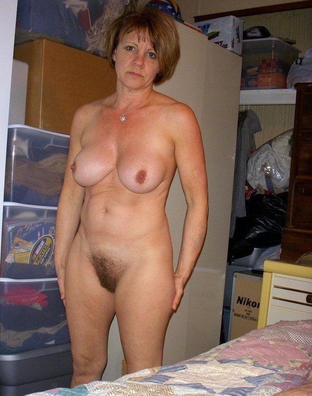 Milf ass swallow