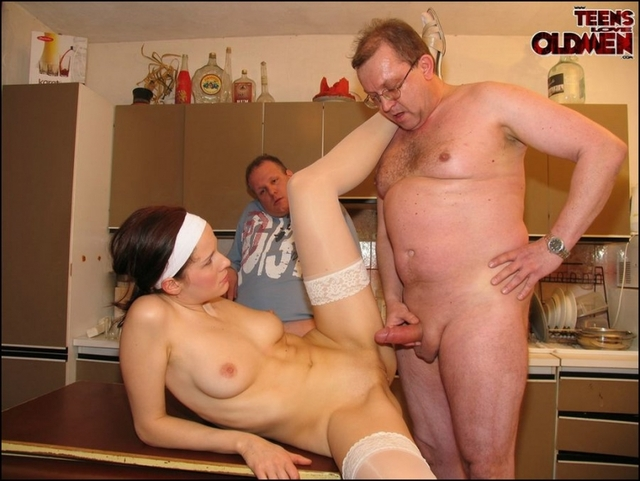 older men younger women fucking
