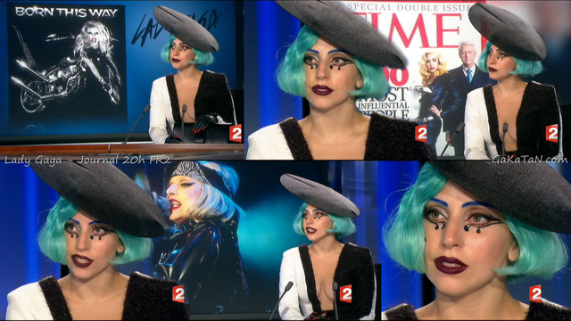 gaga milfs lady bang gaga france journal