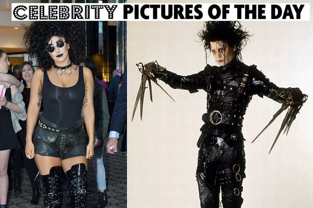 gaga milfs pictures celebrity news ece day incoming gaga alternates scissorhands