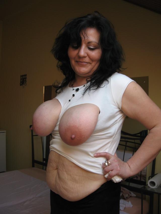 фото самых толстых голых женщин