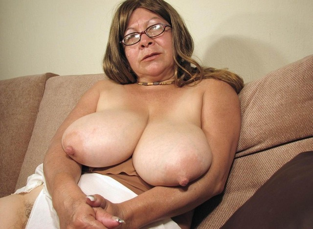 granny nude granny boobs back unparalleled