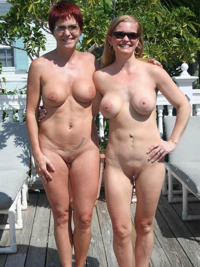 community beach nudists grannies