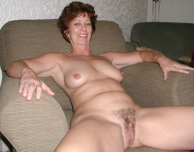 galleries hairy older moms