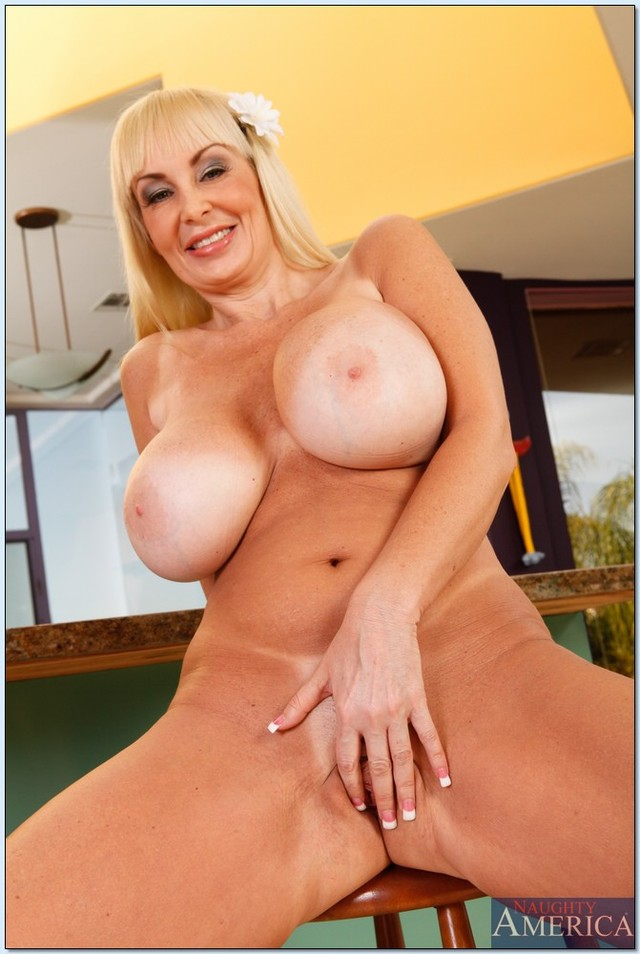 Boobs with big tits milf eventually