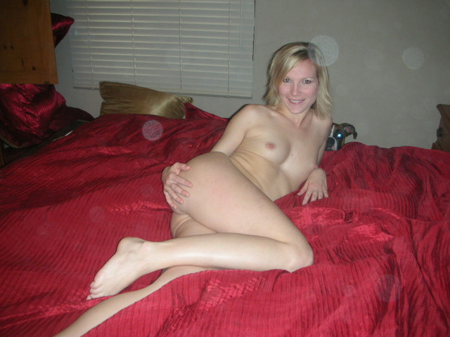 Sexy amateur blonde wife long time