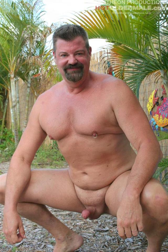 hot older porn amateur porn older gay smooth cock hot chubby male beefy thick daddy his jerking davis mitch