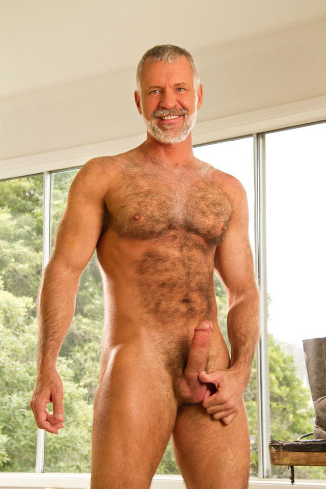 hot older porn hair porn older gay hairy hot male daddy grey fox allen silver allensilver brutos