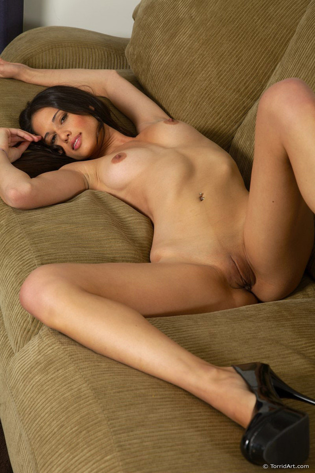 Pretty nude matures