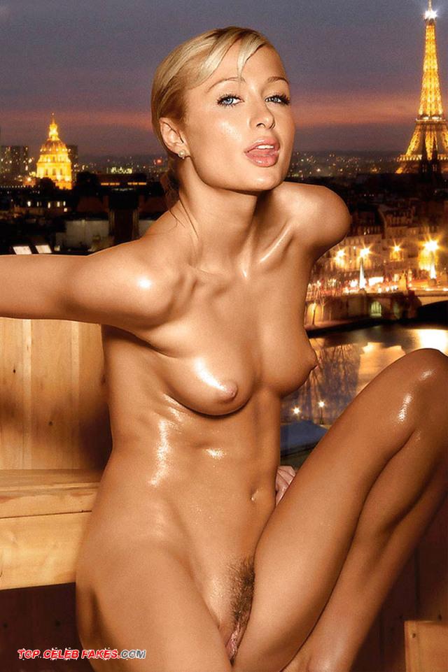 Paris Hilton Fakes.