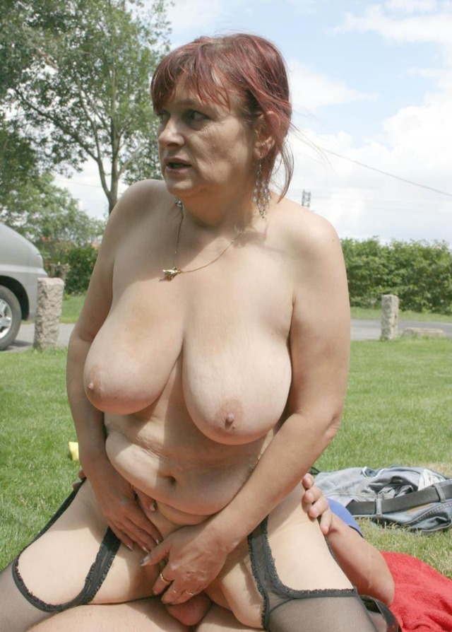 large mature porn woman old granny boobs