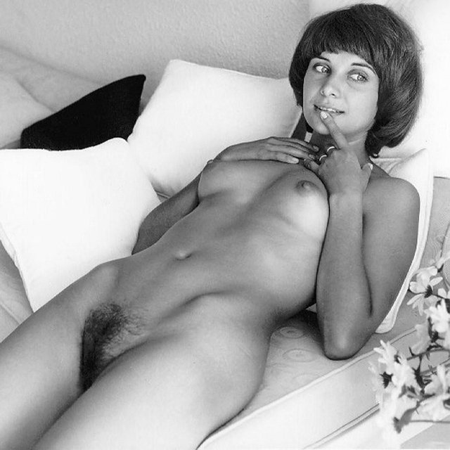 older naked women hairy