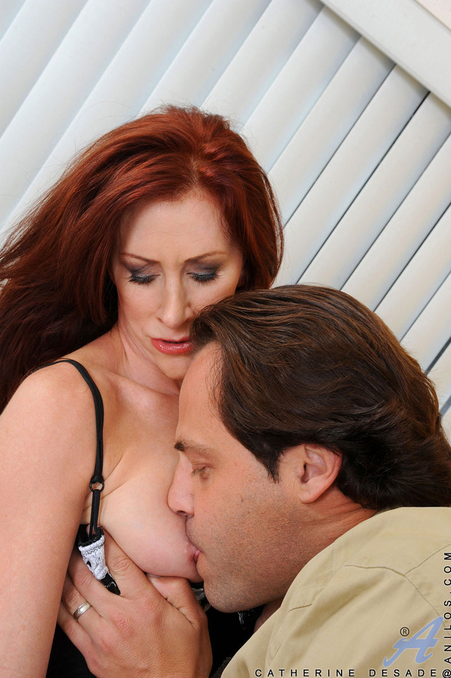 mature porn redhead mature porn gets fucked redhead