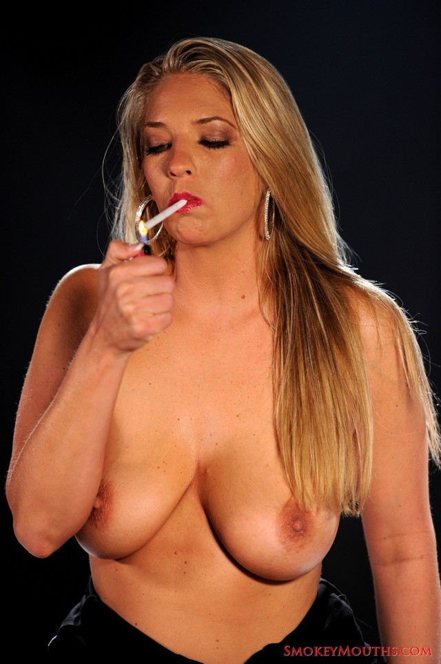 Porn mature women smoking