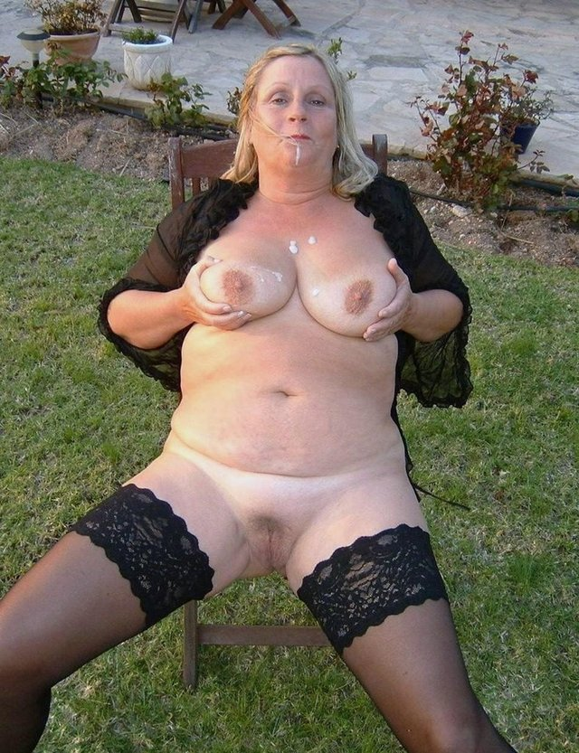 mature stocking porn mature porn media pic chubby