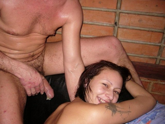 Hot wet squirting orgasm