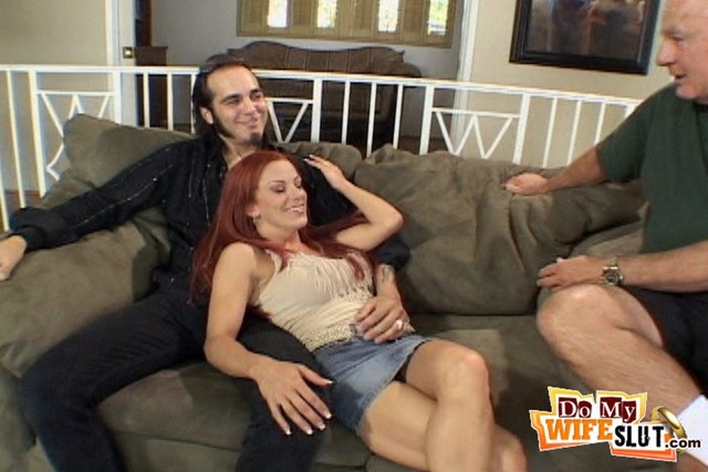 old porn wife galleries old wife slut enjoys watching action whore his hubby