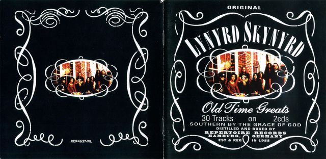 old time porn old time cds lynyrd skynyrd greats booklet