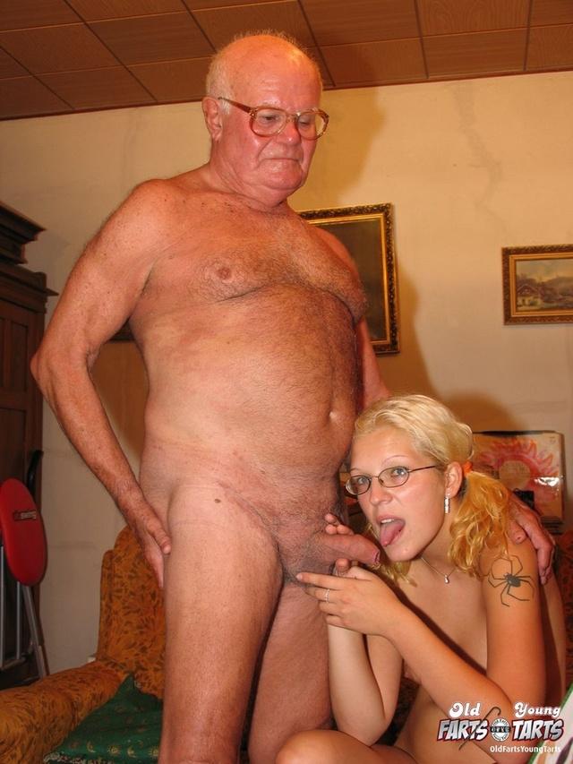 Granddad cum