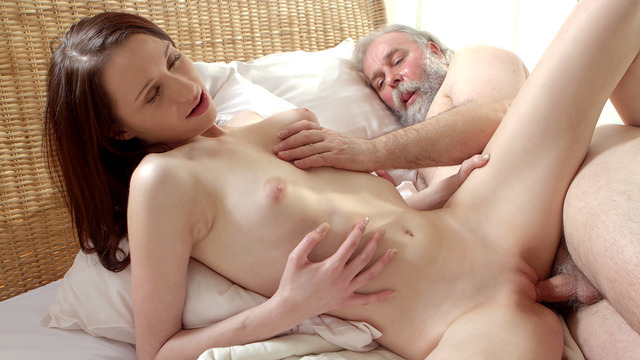 Teen girl sex whit old mannaked are not