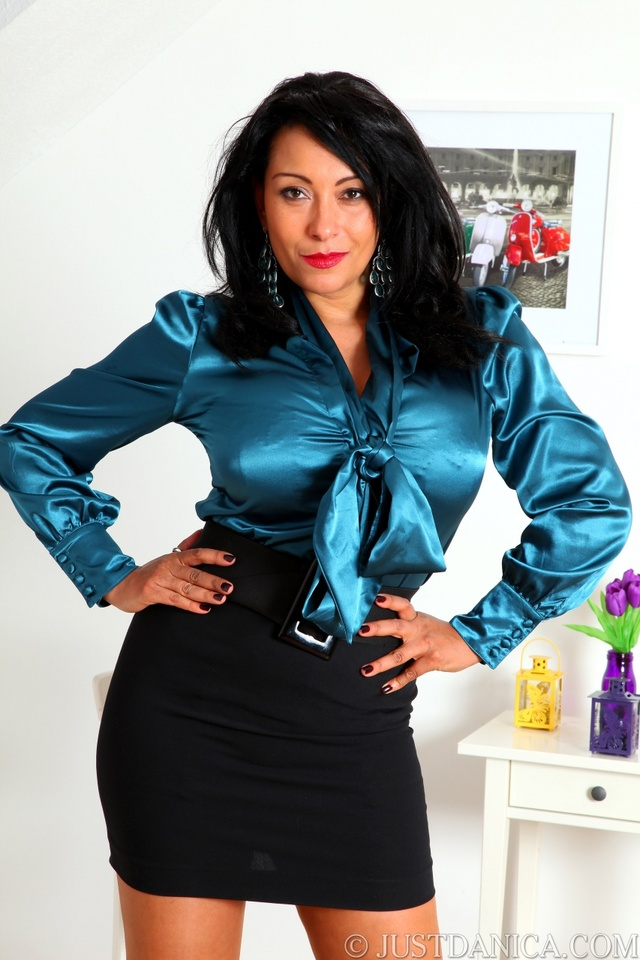 just milf pics galleries milf stockings danica collins silk blouse